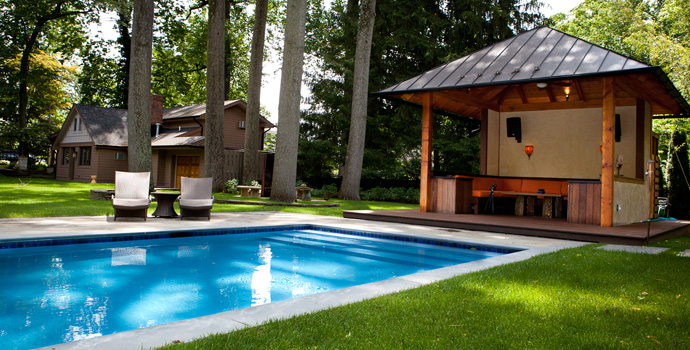 Pool and Outdoor Space